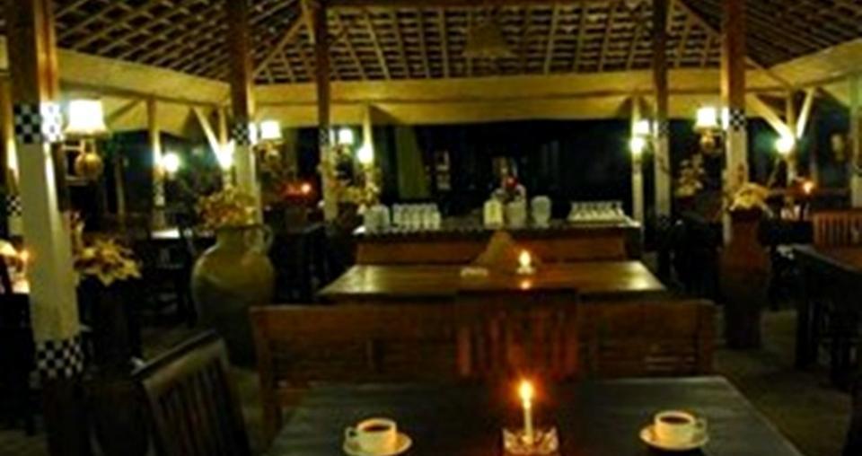 Rumah Palagan Yogyakarta - Sayur Desa Restaurant