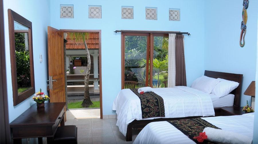 Ayu Guna Inn Uluwatu - Guest Room