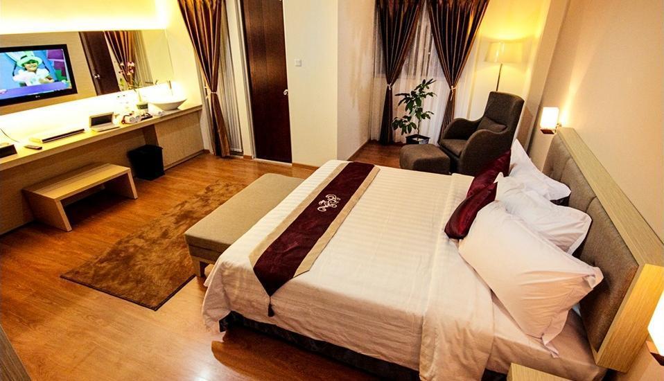 Sahid Gunawangsa Hotel Surabaya - Kamar tidur