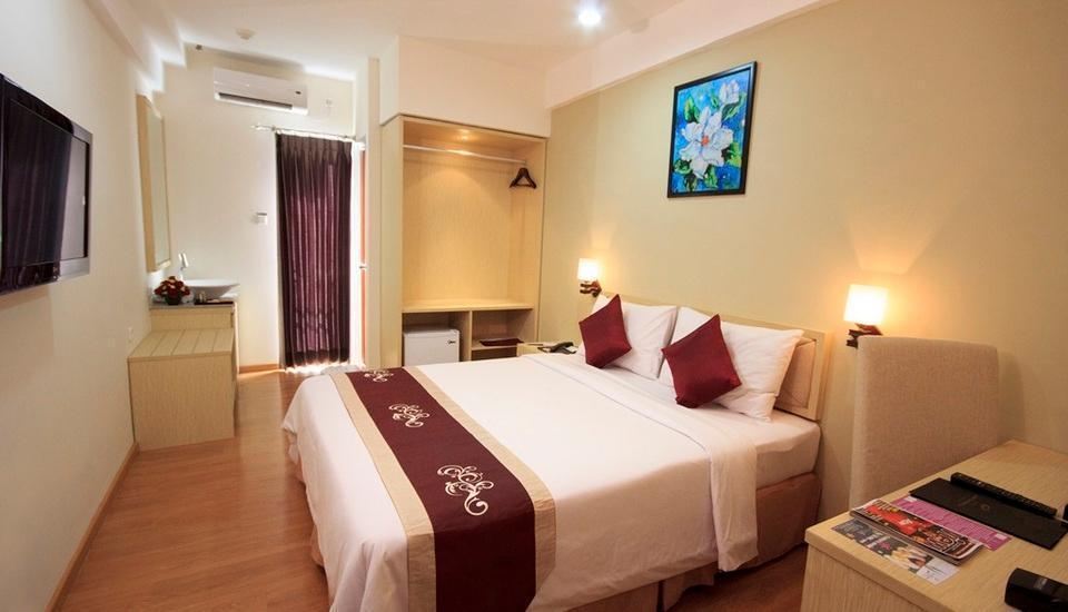 Sahid Gunawangsa Hotel Surabaya - Deluxe Room Regular Plan