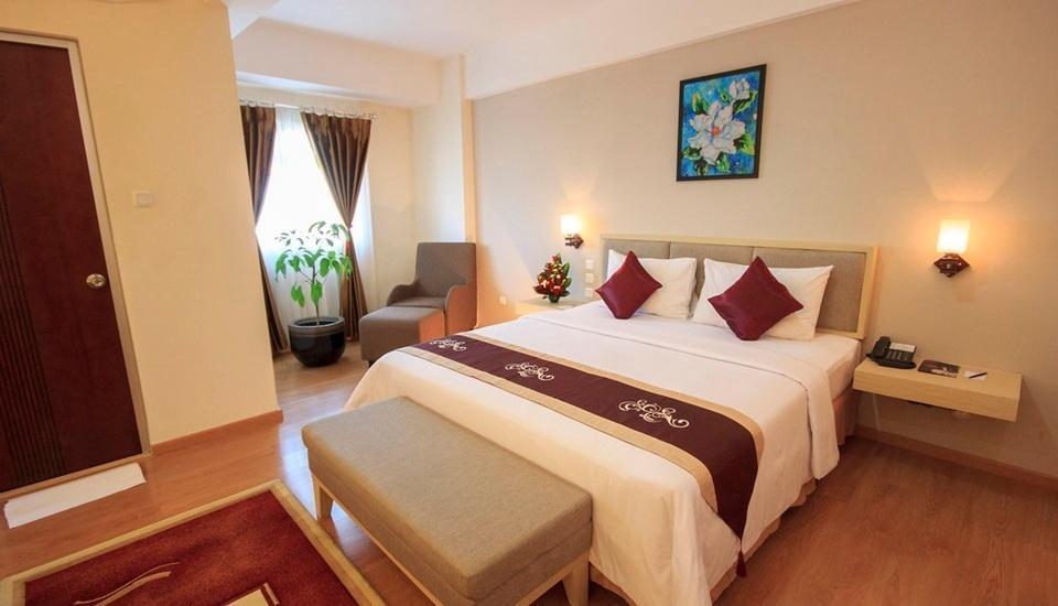 Sahid Gunawangsa Hotel Surabaya - Deluxe Business King Regular Plan