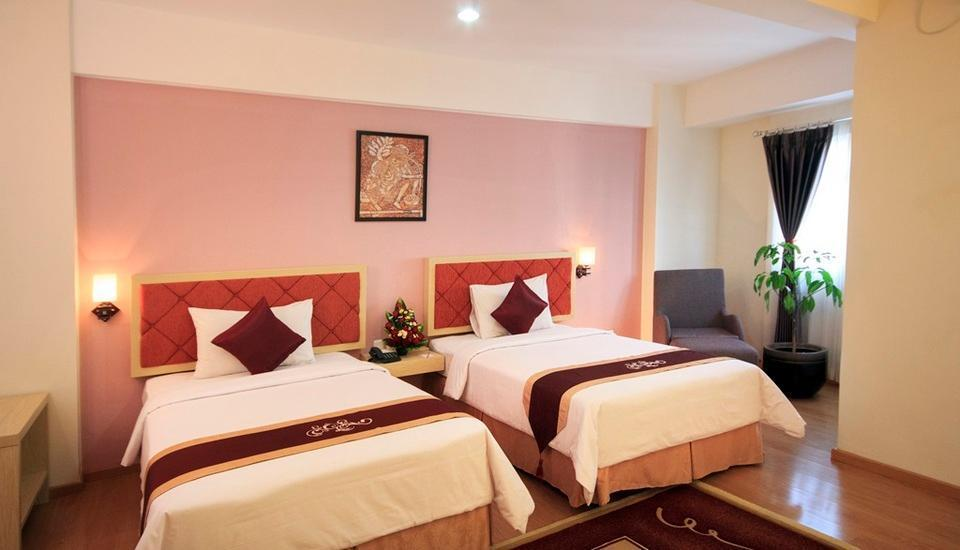 Sahid Gunawangsa Hotel Surabaya - Deluxe Business Twin Regular Plan