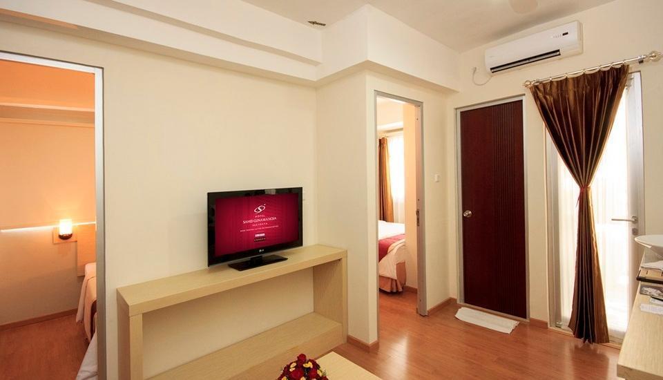 Sahid Gunawangsa Hotel Surabaya - Deluxe Family Regular Plan