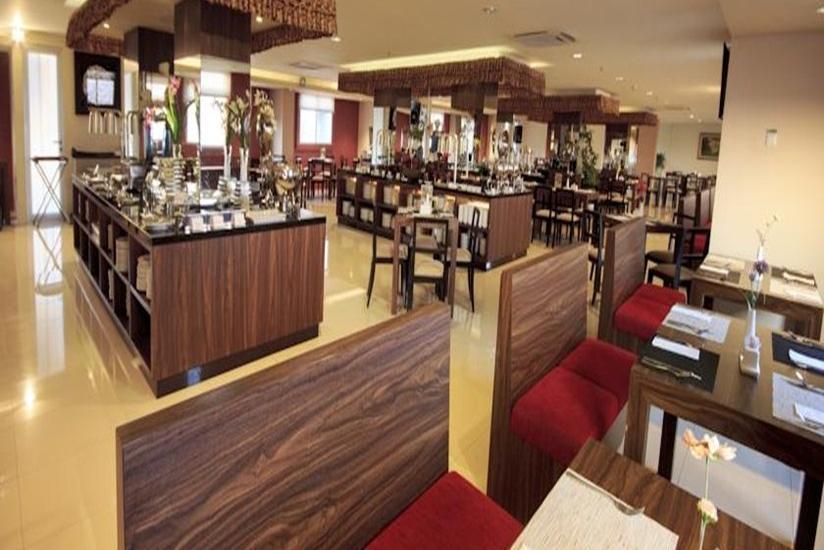 Sahid Gunawangsa Hotel Surabaya - Dining Room