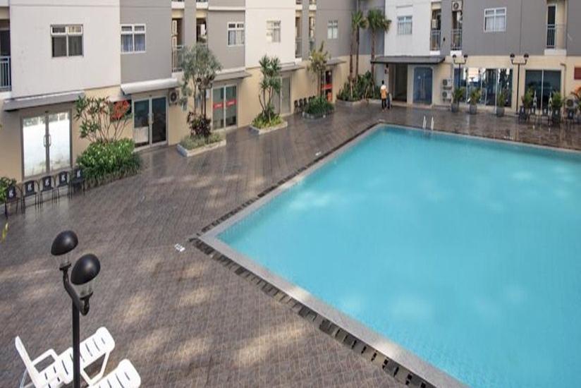 Sahid Gunawangsa Hotel Surabaya - Swimming Pool