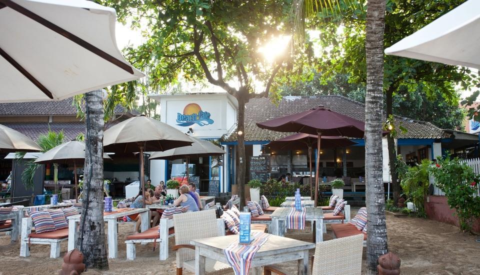 Ajanta Villas Bali - Beach Cafe