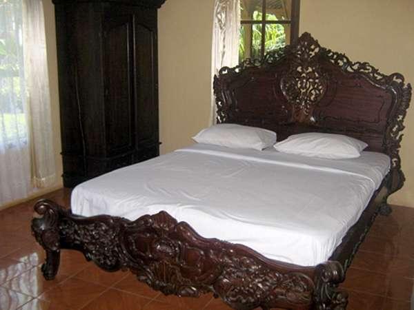 Joglo Putu Inten Jepara - Apartment Duyung Bedroom