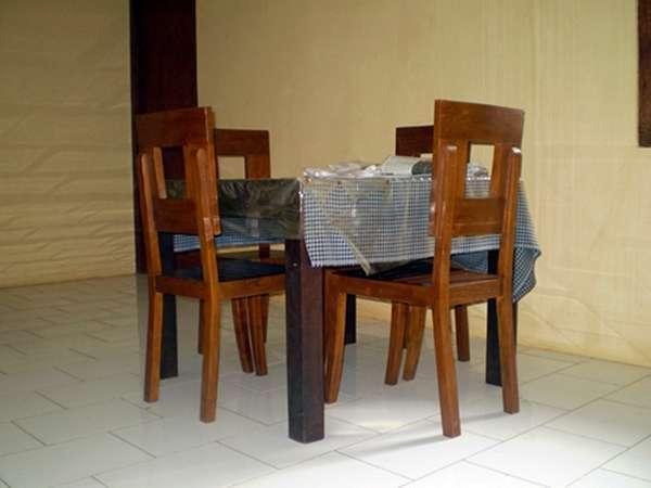 Joglo Putu Inten Jepara - Begonia Dining Room