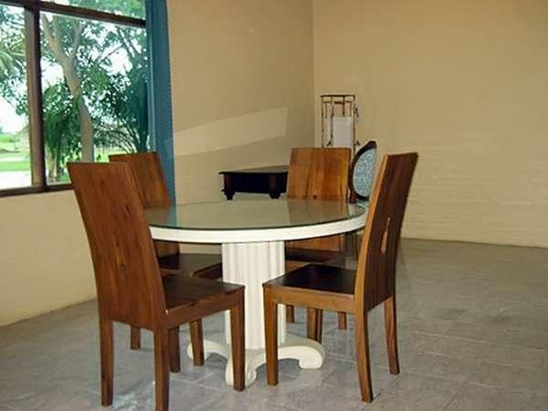 Joglo Putu Inten Jepara - Chrysant Dinning Room