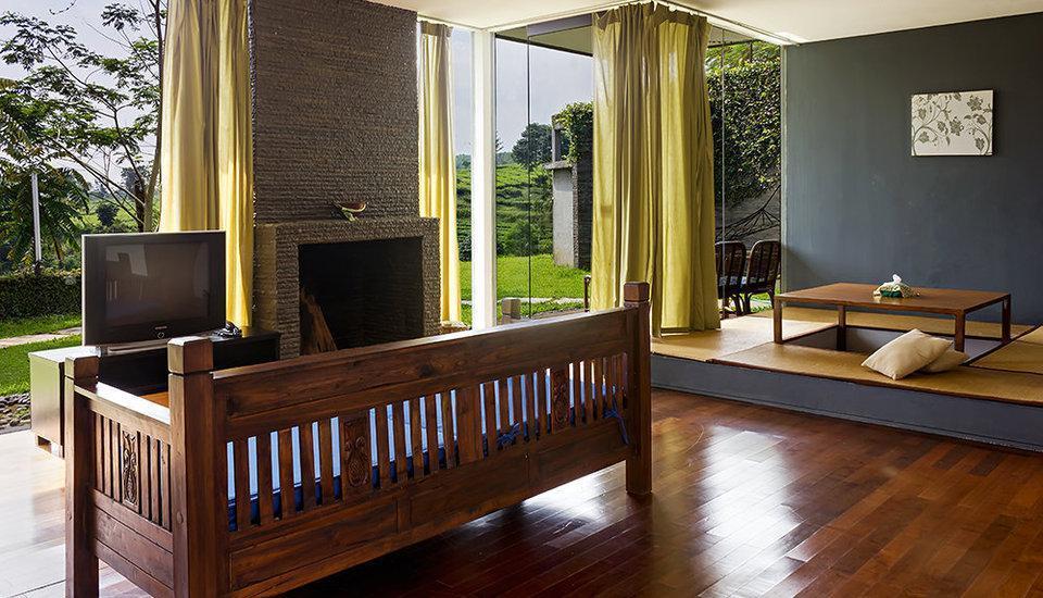 Tea Garden Resort Subang - Fasilitas