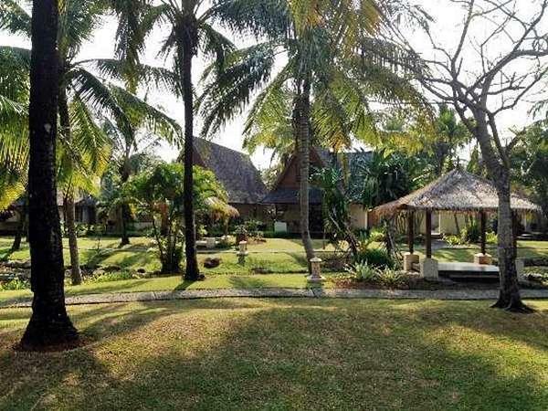 Tanjung Lesung Beach Hotel Pandeglang - Garden