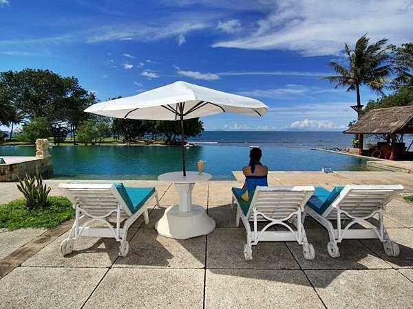 Tanjung Lesung Beach Hotel Pandeglang - Pool