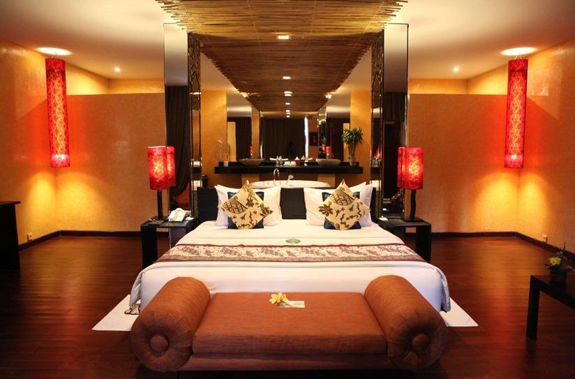 Kupu-Kupu Jimbaran Bali - Honeymoon Suite Pool Access