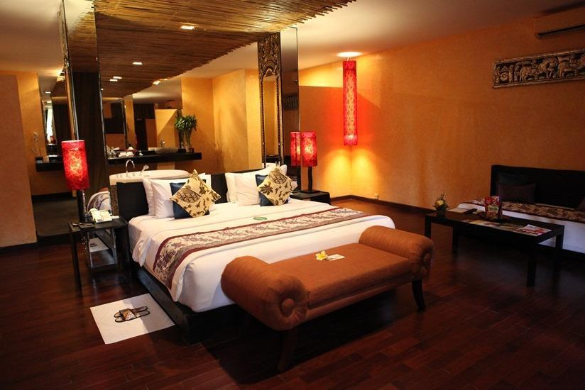 Kupu-Kupu Jimbaran Bali - Honeymoon Suite Pool Access
