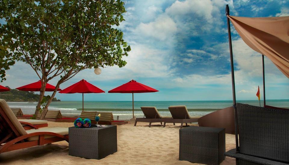 Kupu-Kupu Jimbaran Bali - Jimbaran Beach Club