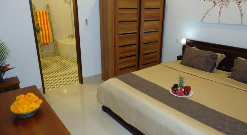 Magic of Bali Villa Bali - Guest Room
