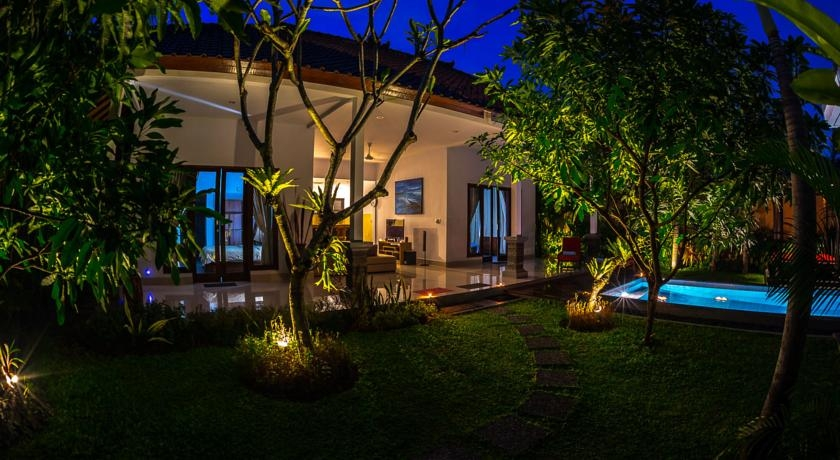 Magic of Bali Villa Bali - Front View