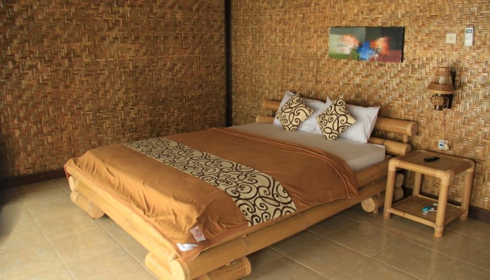 Balangan Cottage Bali - Bed for Bungalow