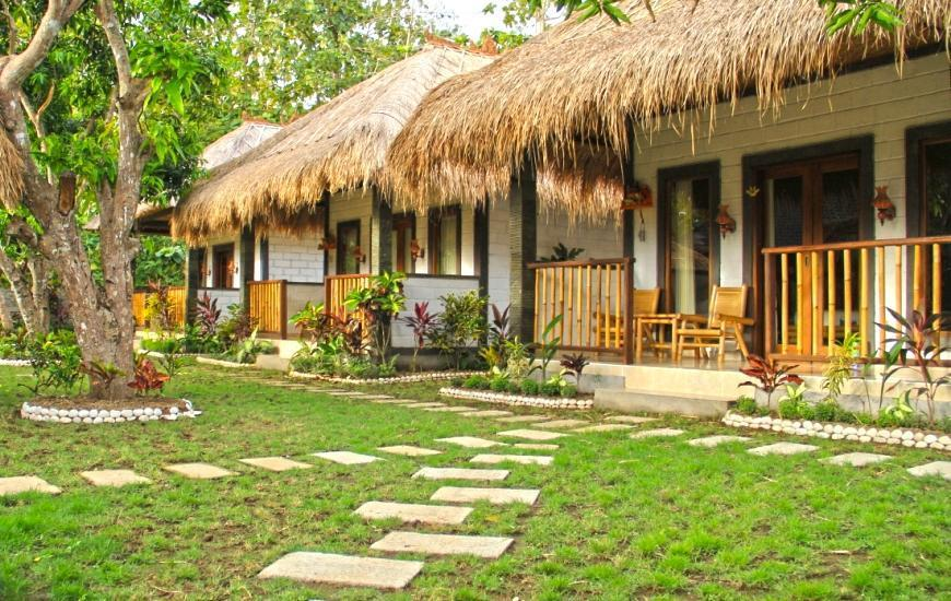Balangan cottage bali booking dan cek info hotel for Cottage bali