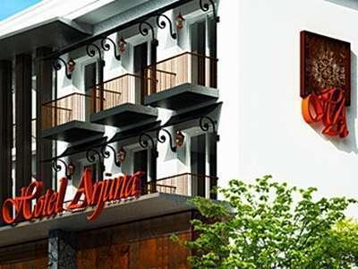 Hotel Arjuna Yogyakarta - Exterior