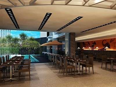 Hotel Arjuna Yogyakarta - Restaurant