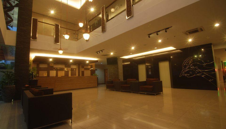 Hotel Arjuna Yogyakarta - Lobby