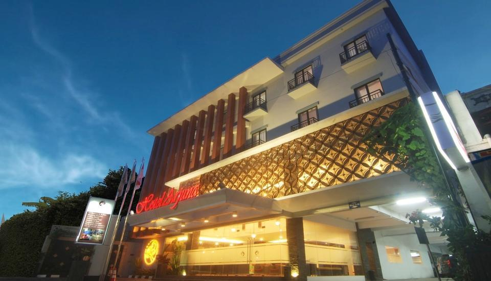 Hotel Arjuna Yogyakarta - Hotel Appearance