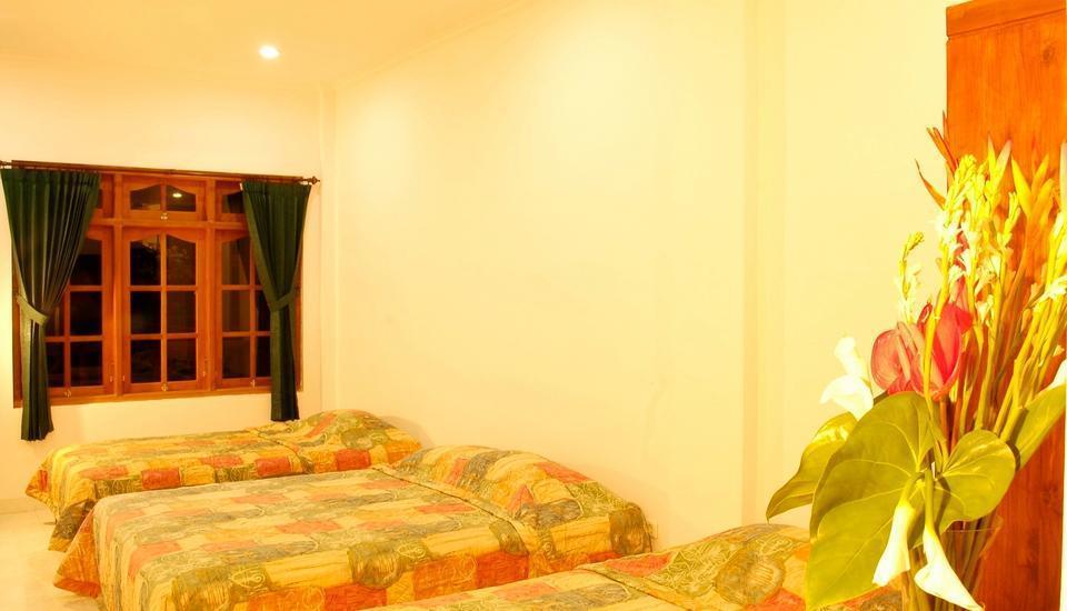 Melati View Hotel Bali - guest room