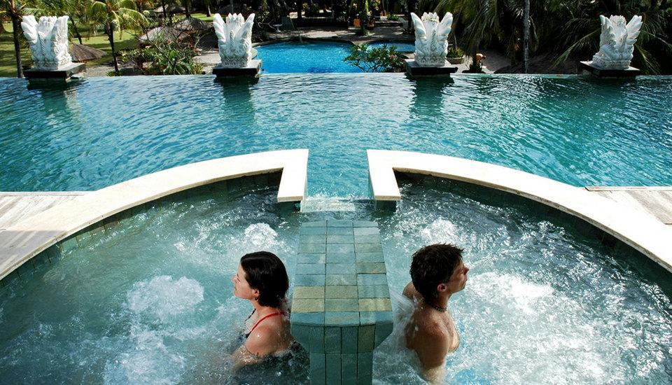 Bali Mandira Beach Resort & Spa Bali - Jacuzzi