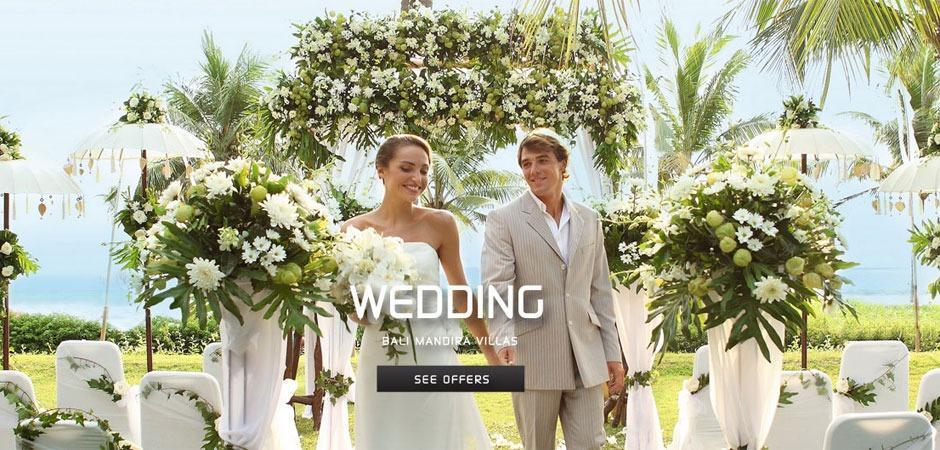 Bali Mandira Beach Resort & Spa Bali - Wedding