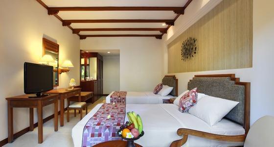 Bali Mandira Beach Resort & Spa Bali - Kamar Superior Last Minute 40% - Non Refund