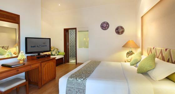 Bali Mandira Beach Resort & Spa Bali - Deluxe Club Cottage Regular Plan