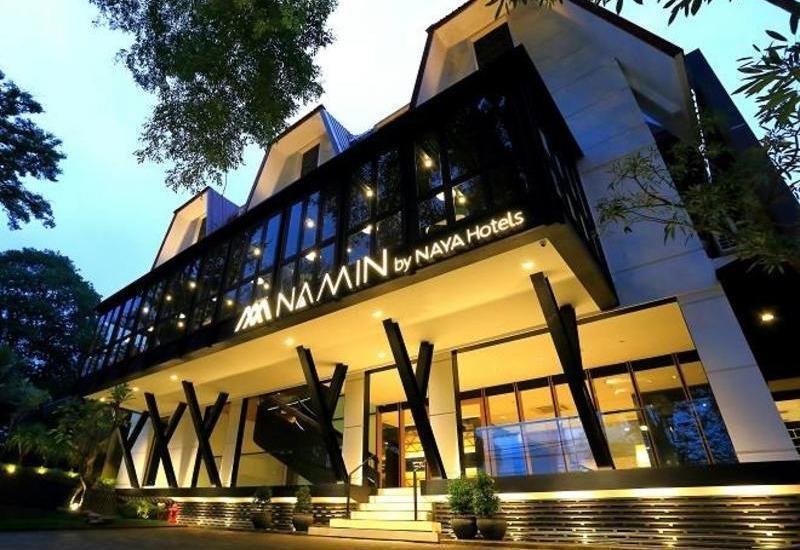 Namin dago hotel bandung booking murah mulai 421 488 for Dekor kamar hotel di bandung