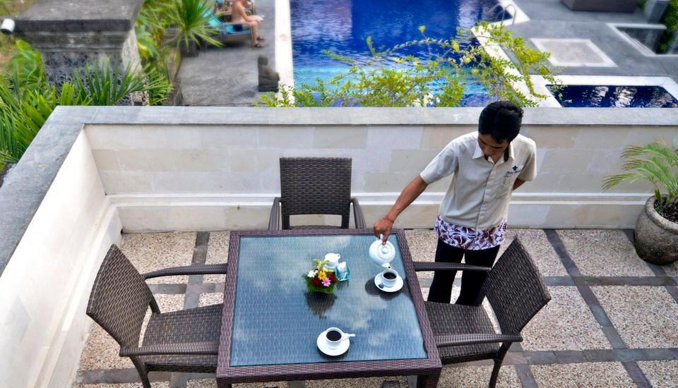 Taman Harum Cottages Bali - Villa Teras