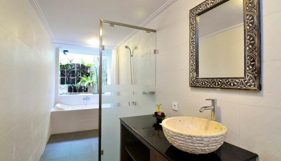 Taman Harum Cottages Bali - Kamar Superior Special Promo 46% OFF - Non Refund
