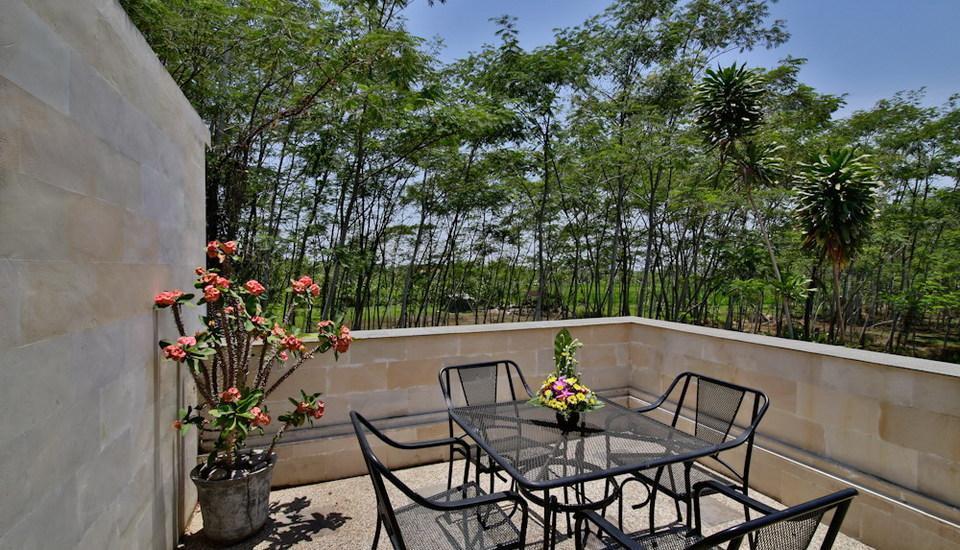 Taman Harum Cottages Bali - VILLA BALKON