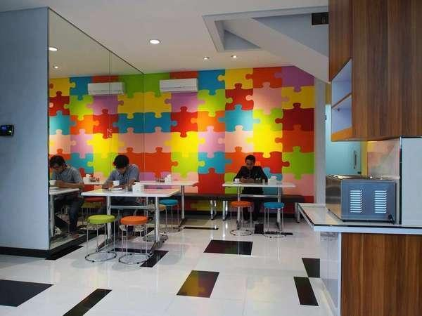 Hotel Bed andBreakfast Surabaya - Restaurant