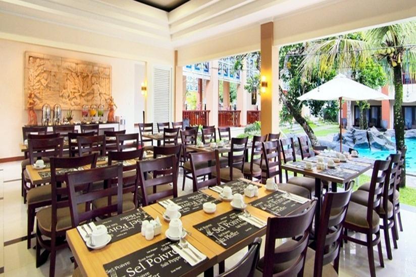 The Arnawa Hotel Ciamis - Ruang makan