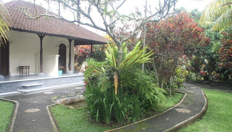 Agung Trisna Bungalow Bali - garden