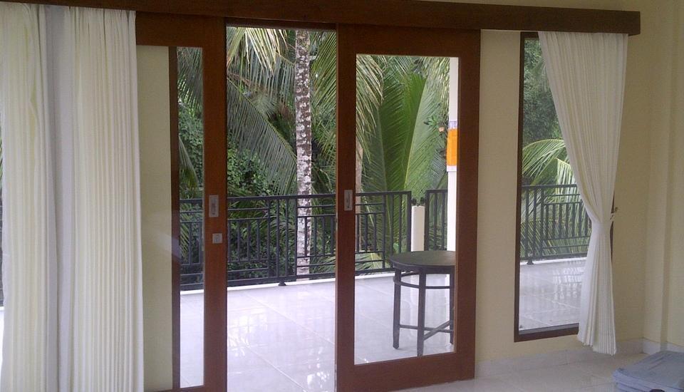 Agung Trisna Bungalow Bali - balcony