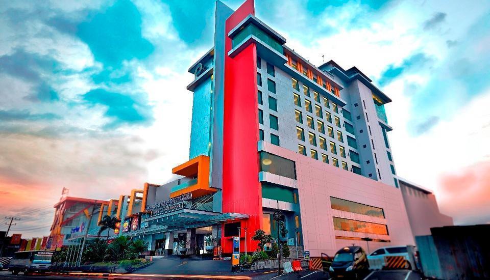 Hotel Grand Artos Magelang - Exterior