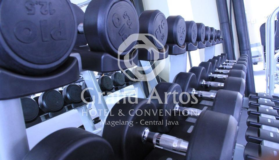 Hotel Grand Artos Magelang - Gym