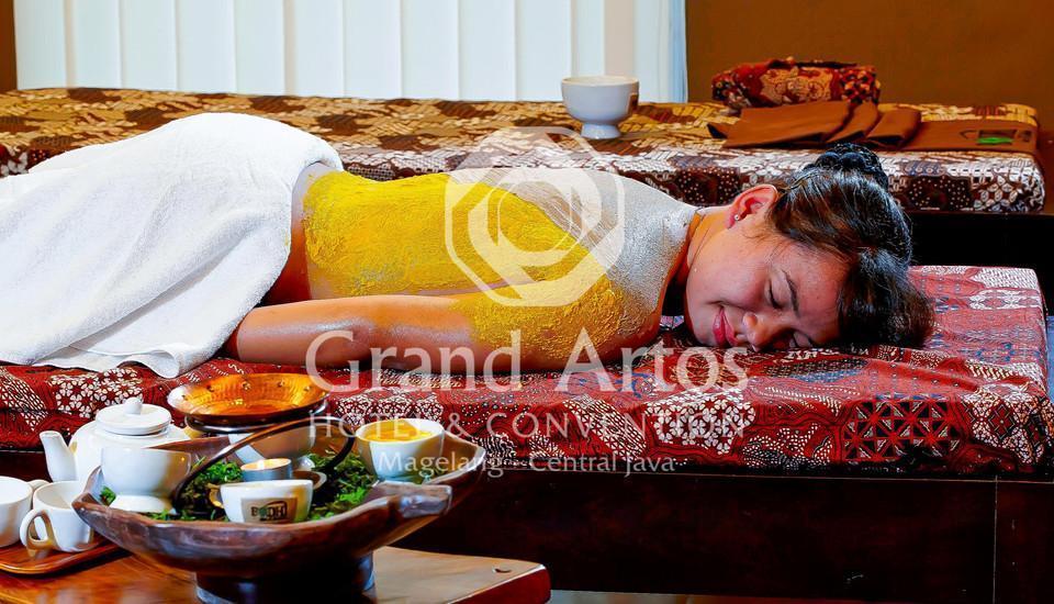 Hotel Grand Artos Magelang - Bodhi Spa - Massage