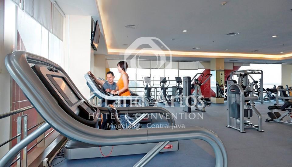 Hotel Grand Artos Magelang - Fitness