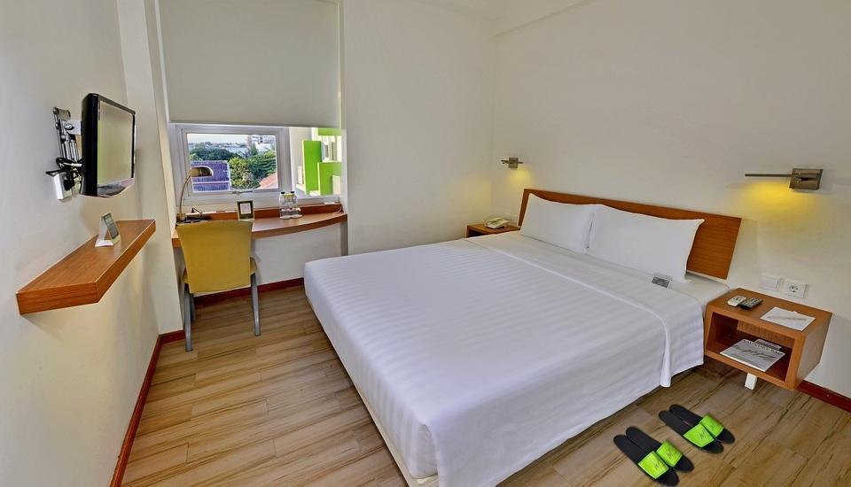 Whiz Hotel Yogyakarta - Whiz Double - room only Regular Plan