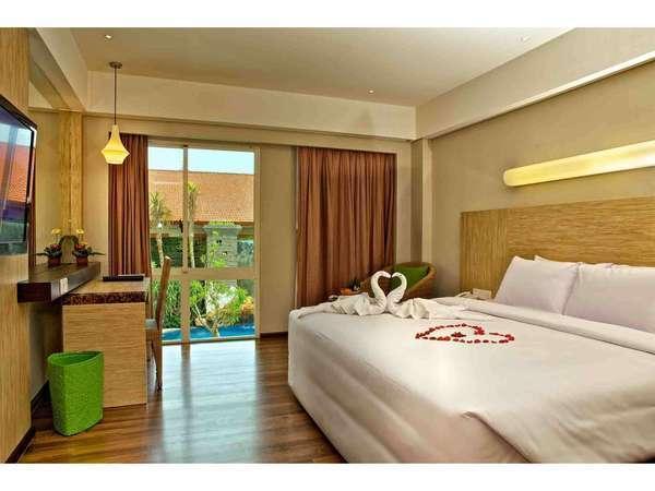Bintang Kuta Hotel Bali - Kamar Deluxe Regular Plan