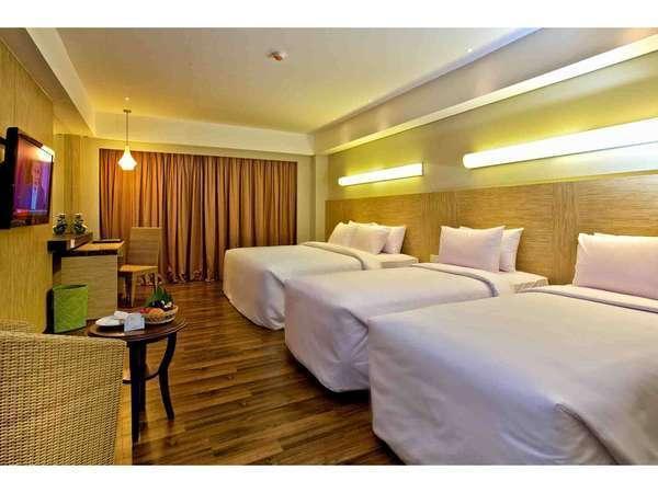 Bintang Kuta Hotel Bali - Family Room