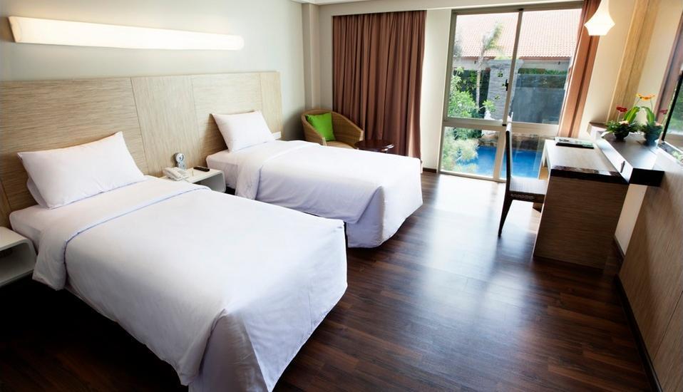 Bintang Kuta Hotel Bali - Kamar tidur
