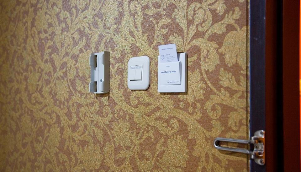 Rumah Shinta Jakarta - Facility in room