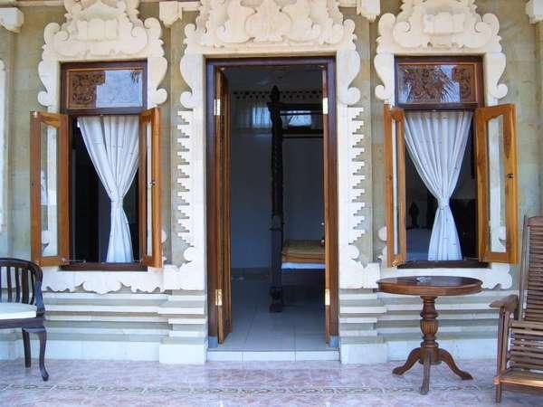 Suma Hotel Bali - Room Front 2
